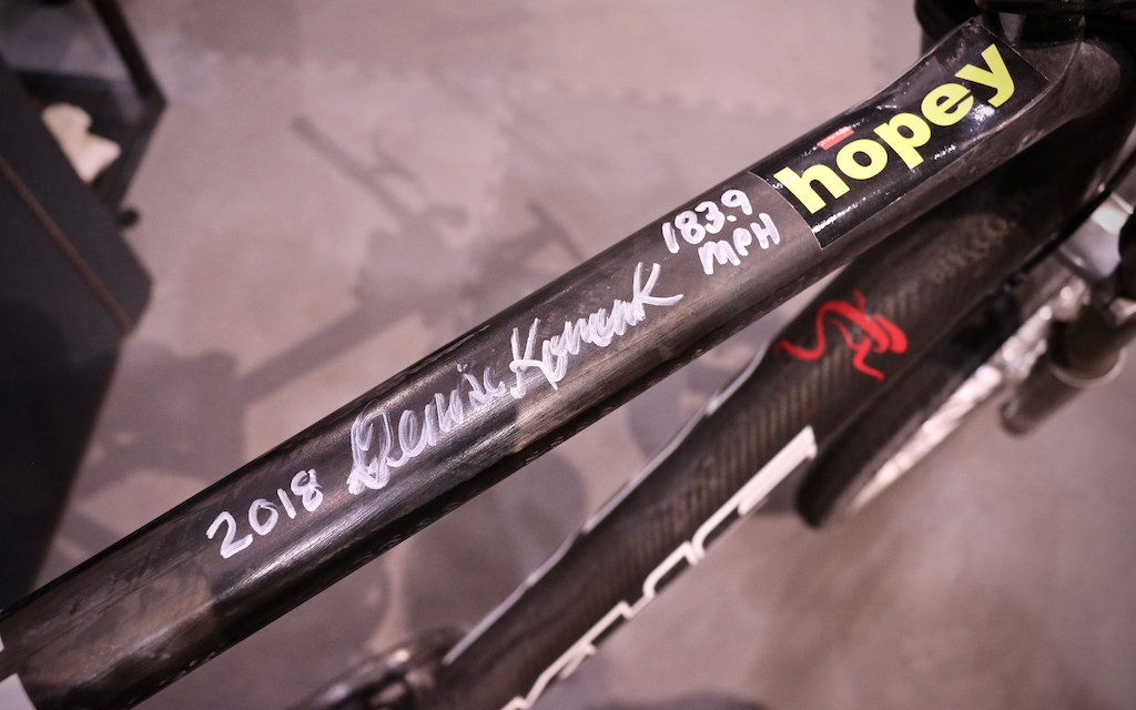 KHS Landspeed Record Bike