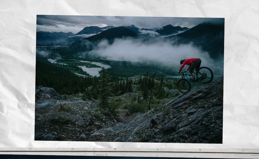 Riding Alberta's Rocky Mountains with Noah Brousseau and Matt Monod. Photos by @robb