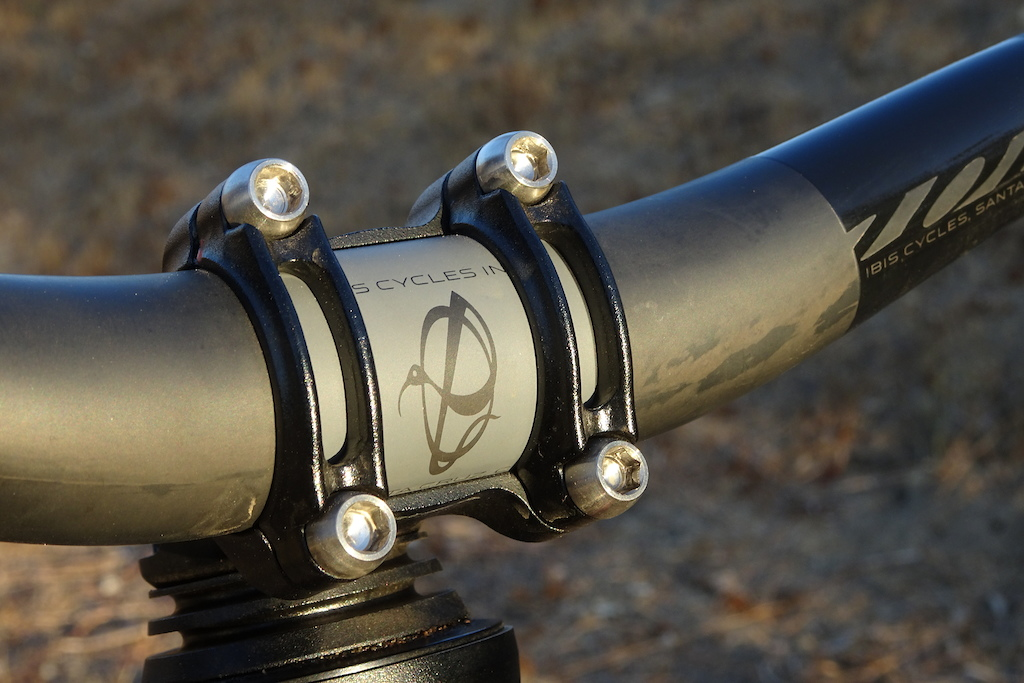 Ibis Hifi adjustable handlebar