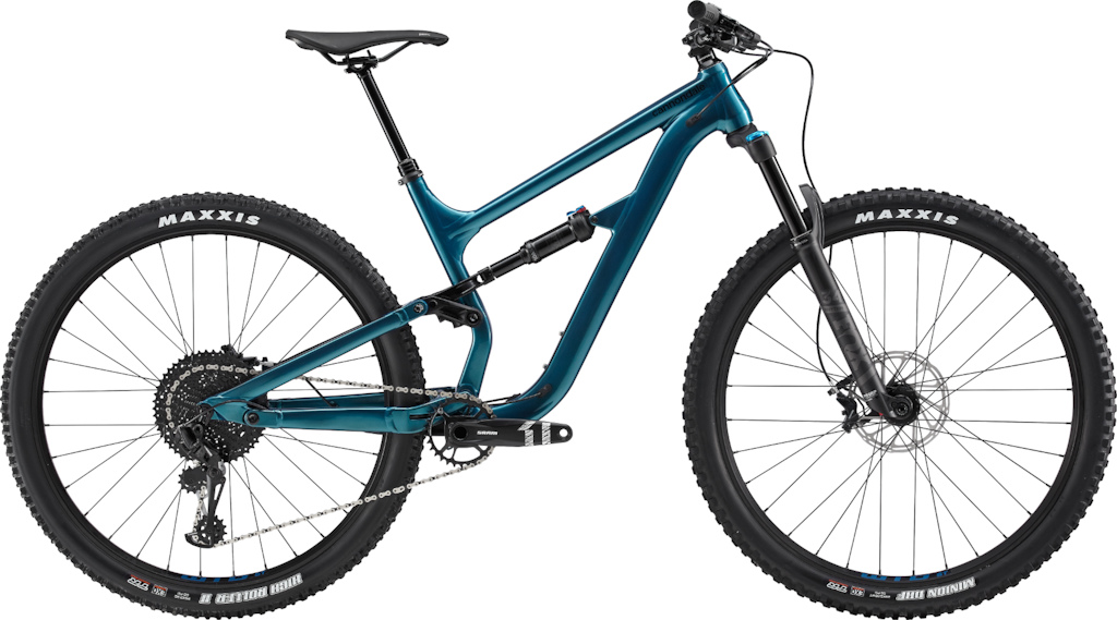 b7009bf39b6 First Ride: The 2019 Cannondale Habit is Shockingly Normal - Pinkbike