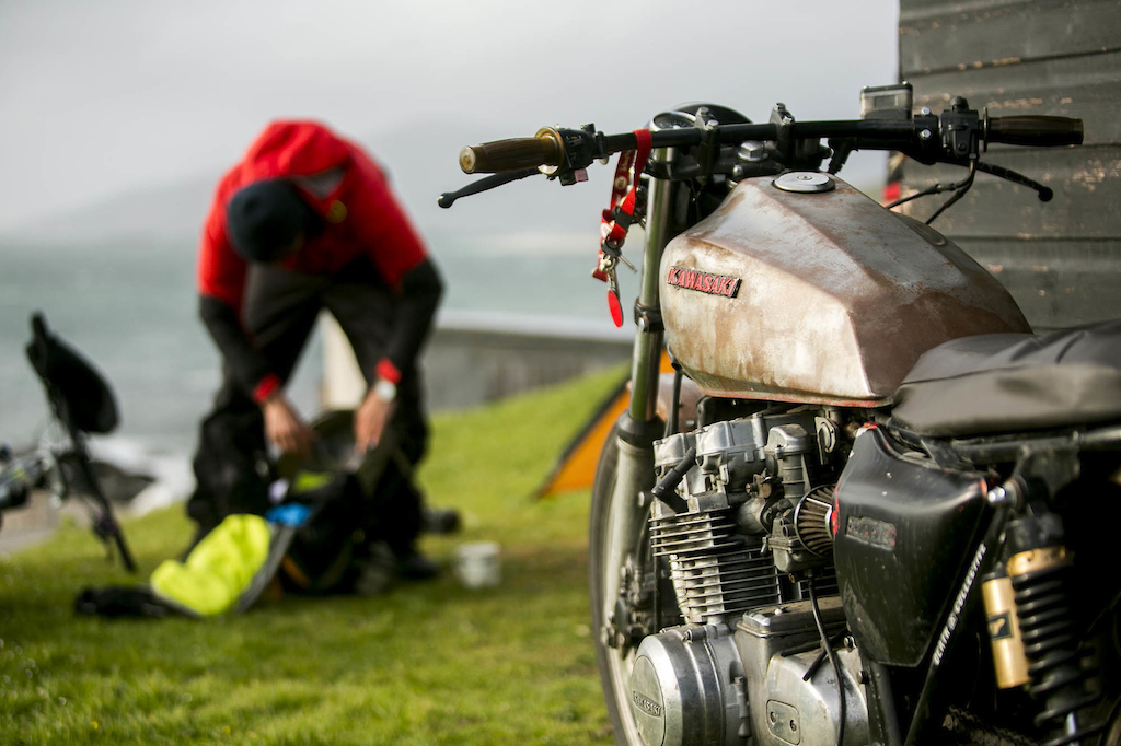 trippin scottish moto