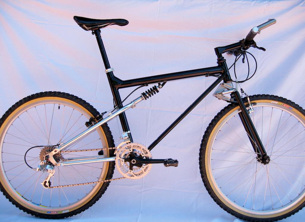 Amp B2 1993 That was a bike