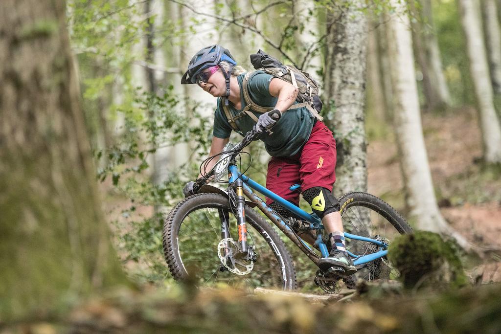 Winner in the women s race Anna Cipullo