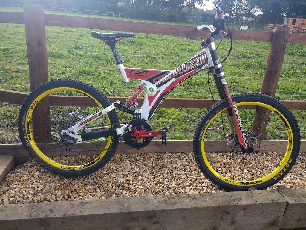 Specialized FSR DH