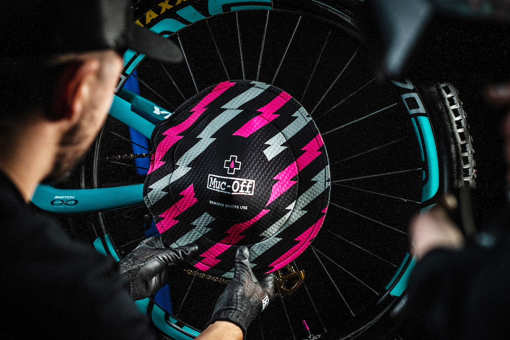 Muc-Off Disc Covers