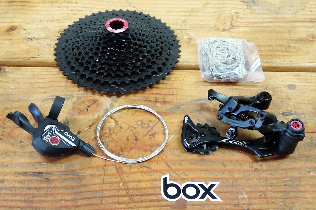 Box Two drivetrain