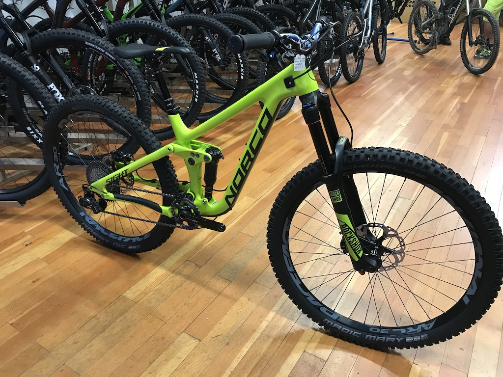 2017 Norco Sight C7.2 XS