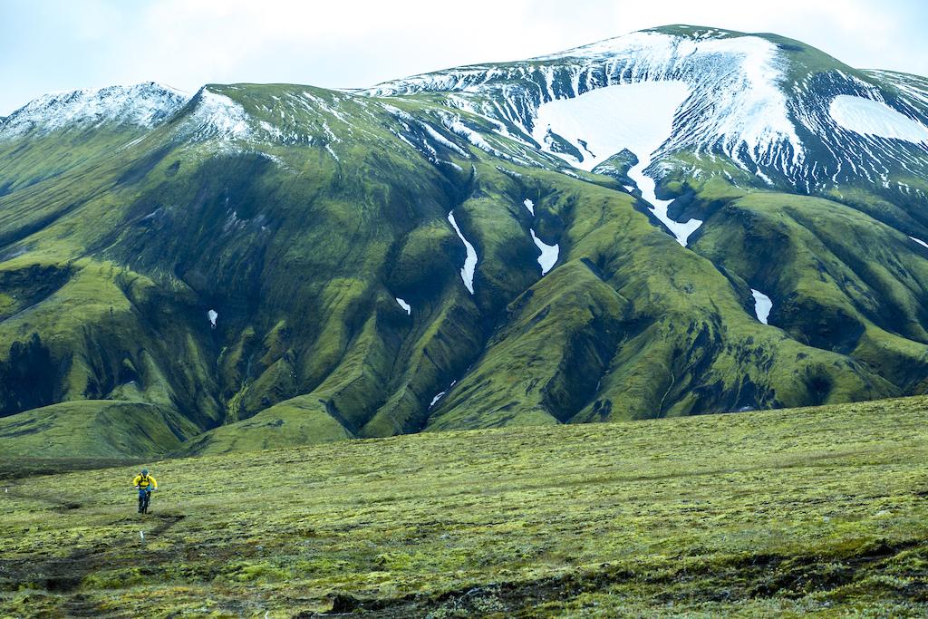 Mark Matthews Fimmvorouhals Iceland.
