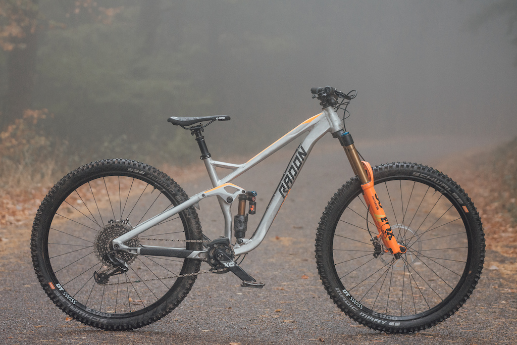 Full Bike Radon Swoop 170 10.0 2019