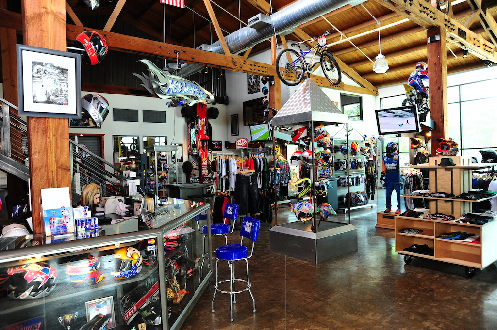 Troy Lee Design HQ