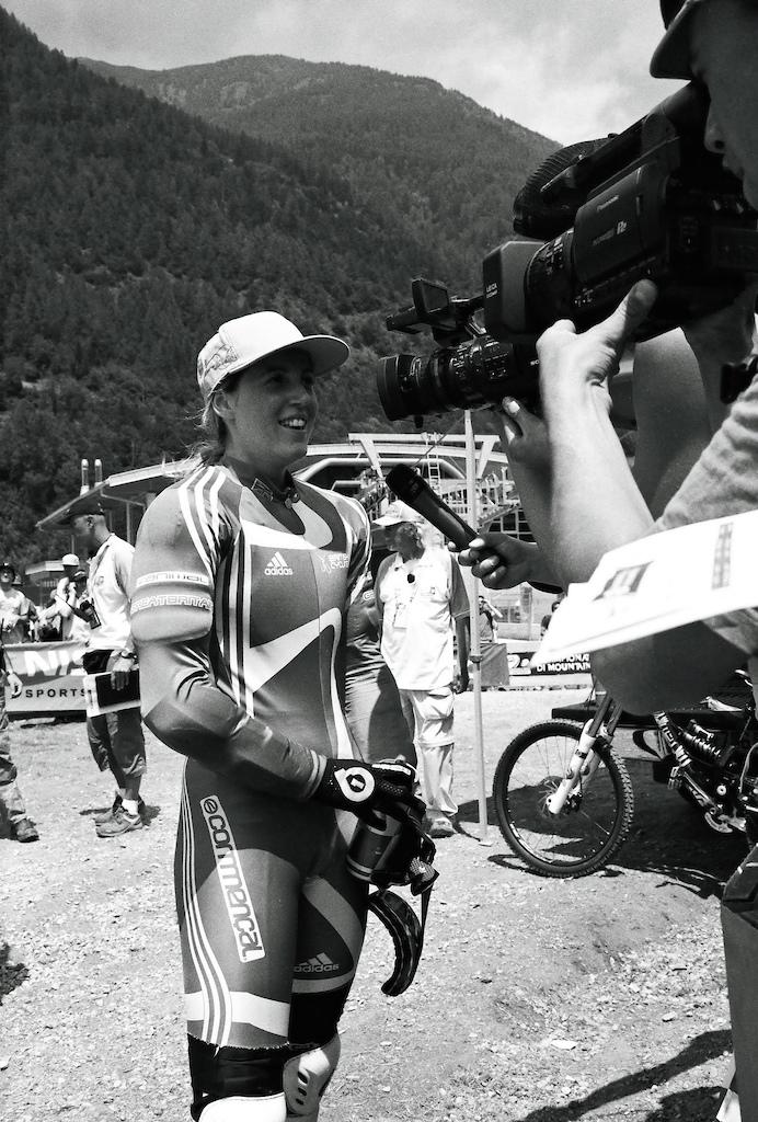 UCI MTB Downhill World Champion 2008