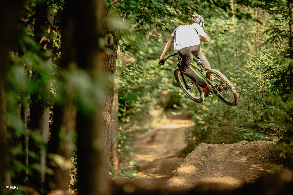 Hardtail Hucking 3.0 is comin . Pic by BeHere.photo. 5