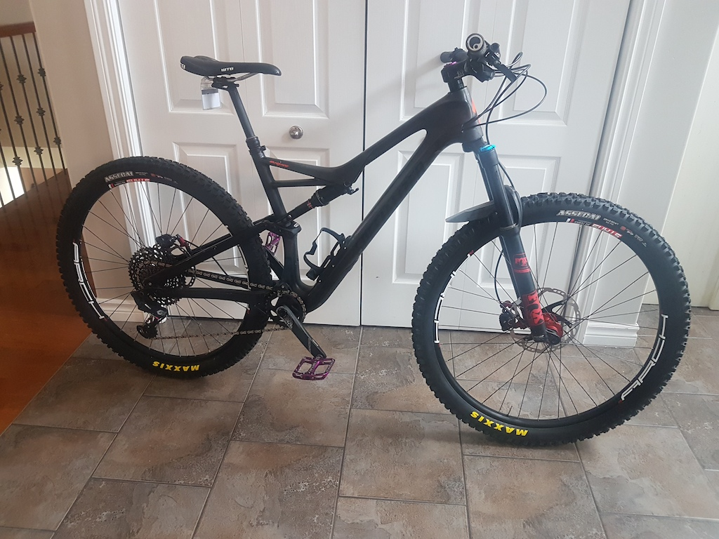 2018 Specialized Stumpjumper Expert 29er