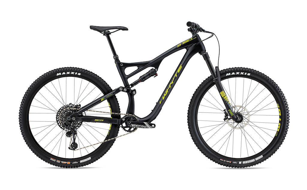07651d0141e Whyte Launches 2019 Mountain Bikes - Pinkbike