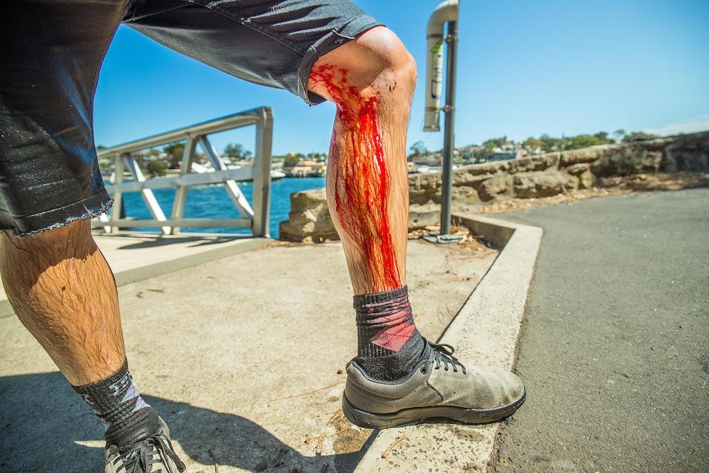 Duncan Shaw Leg Cut