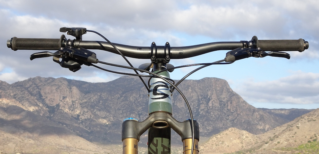 handlebar story Cannondale Jeykll