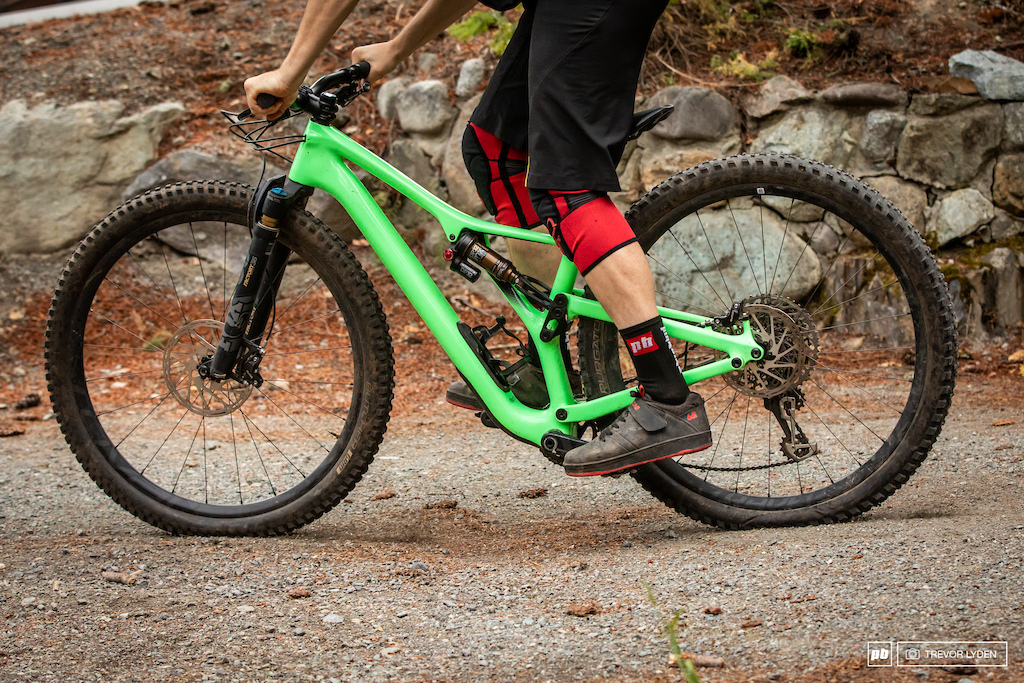 Specialized S-Works Stumpjumper 29 review test Photo by Trevor Lyden