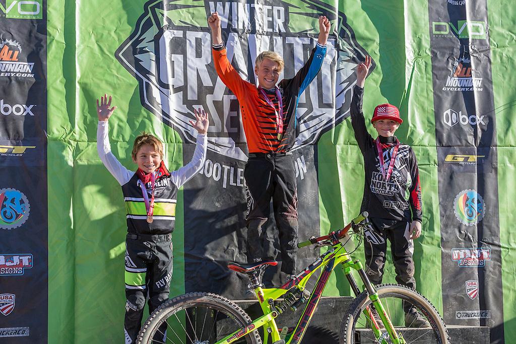 2018 DVO Nevada State Gravity Championships