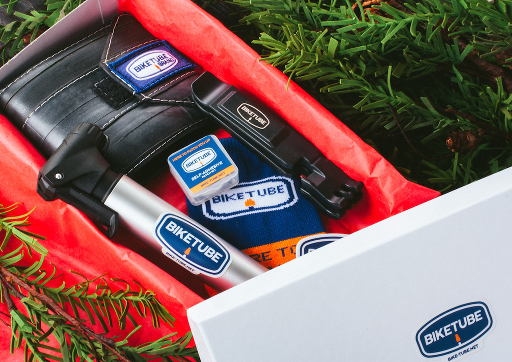Biketube Brand 39 s Holiday Gift Box