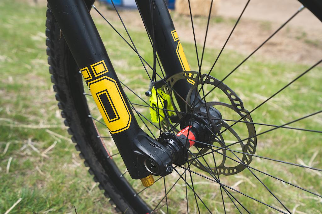 Cannonball Festival 2018 bike checks