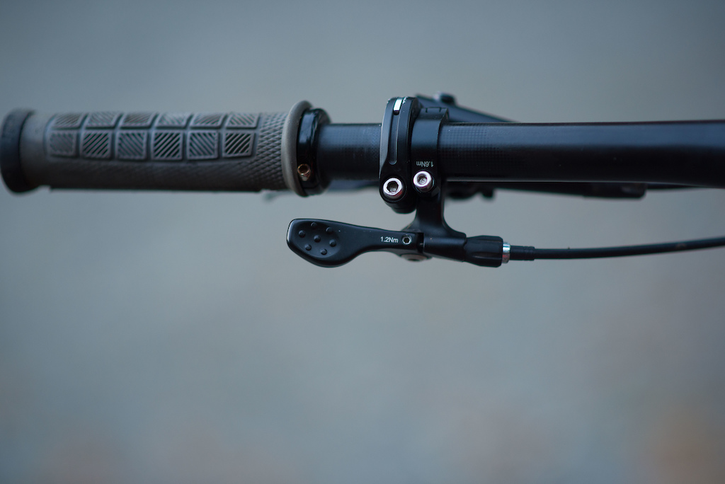 SDG Tellis dropper post review Photo by James Lissimore