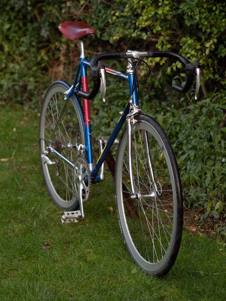 Carrera Nivacrom Road Bike  Cinelli with Campagnolo Chorus/Athena