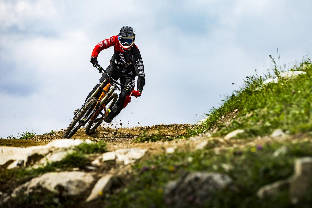 Bikepark Lenzerheide Photo by Dan Hearn