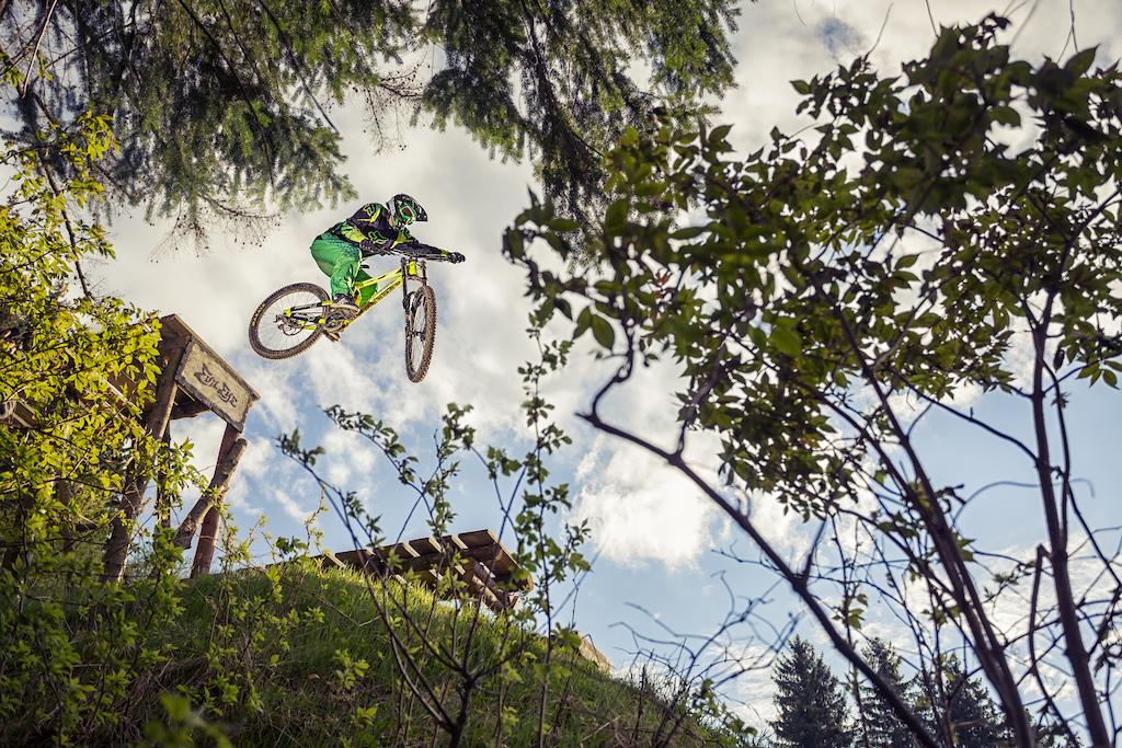 Bikepark MTB Zone Geisskopf Photo by MTB Zone Bikepark Geisskopf