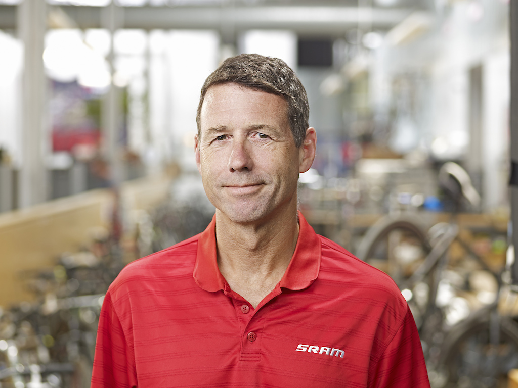 Stan Day SRAM co-founder and CEO for 31 years