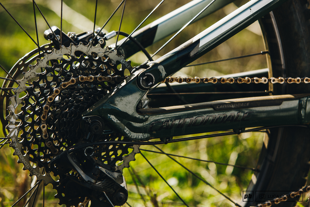 Shoot for the Cannondale Jekyll review