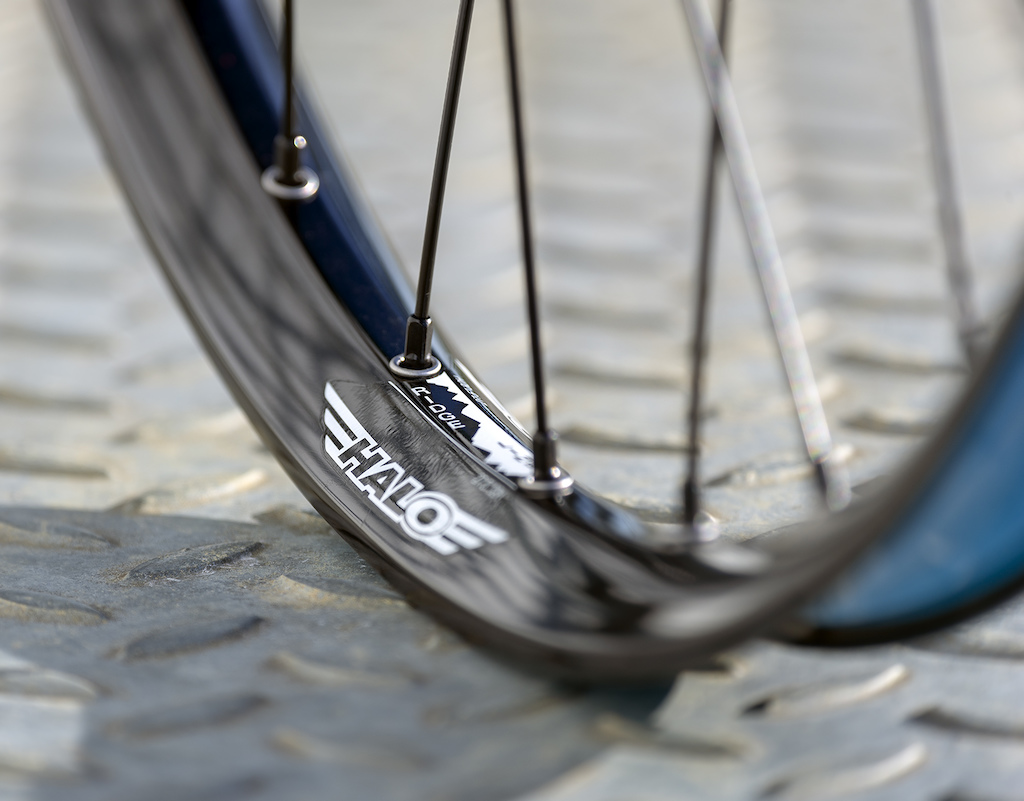 Halo Ridge Line Wheels