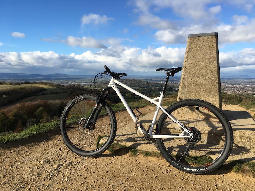 Home made bike frame