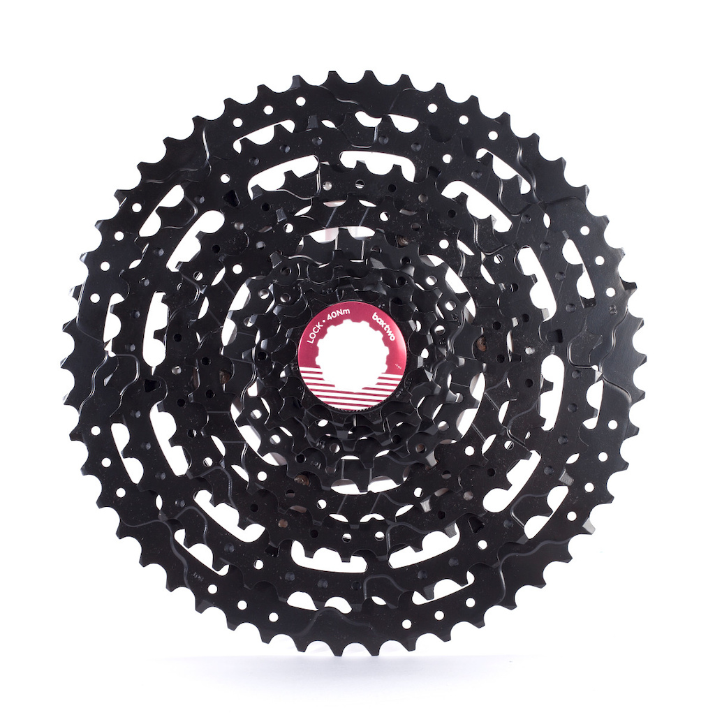 BOX TWO 9 SPEED 11-50 TOOTH E-BIKE CASSETTE