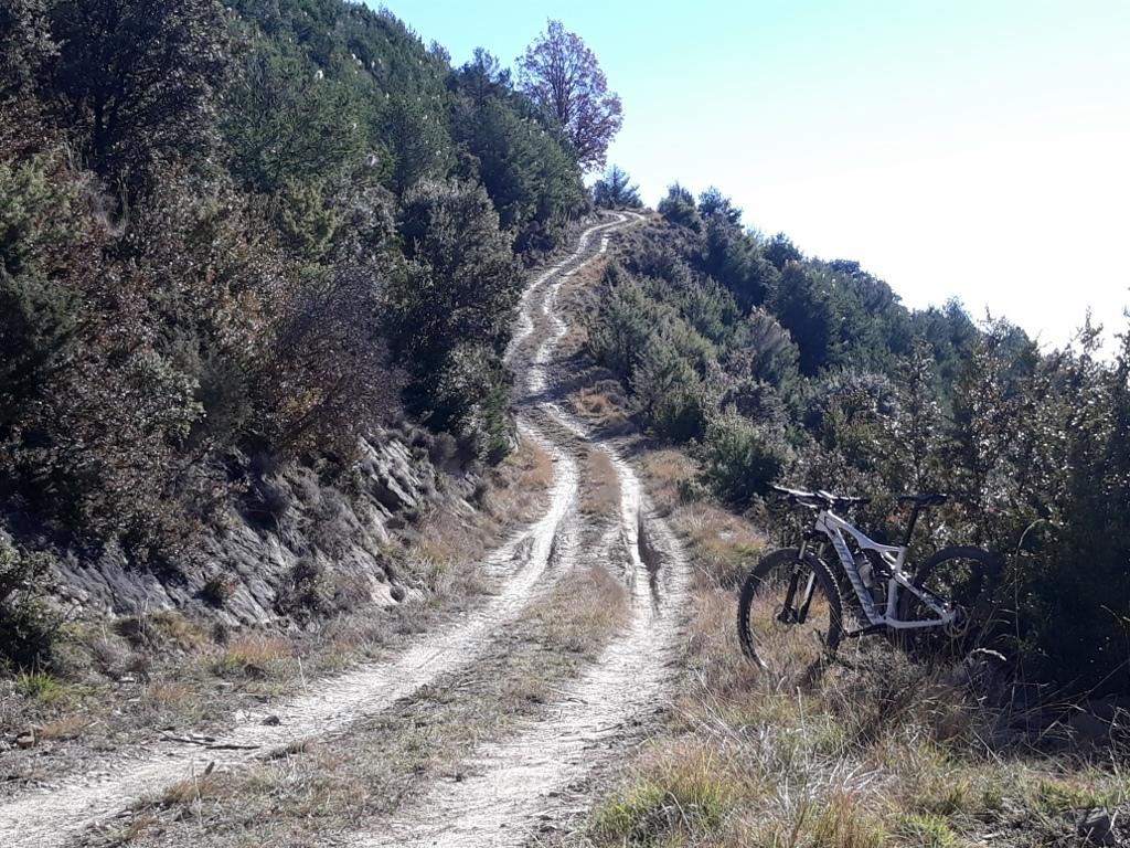 Last Climb . . .