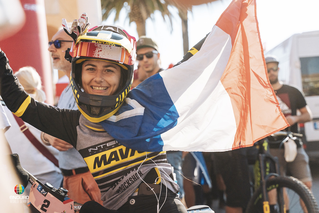 Isabeau Courdurier is no stranger to the podium in Finale - but will she be up there with her fellow Frenchwomen at the Trophy of Nations