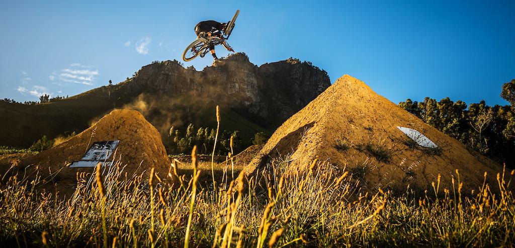 Bikepark Jumps