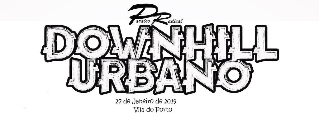 Downhill Urbano 2019 Organização Paraíso Radical