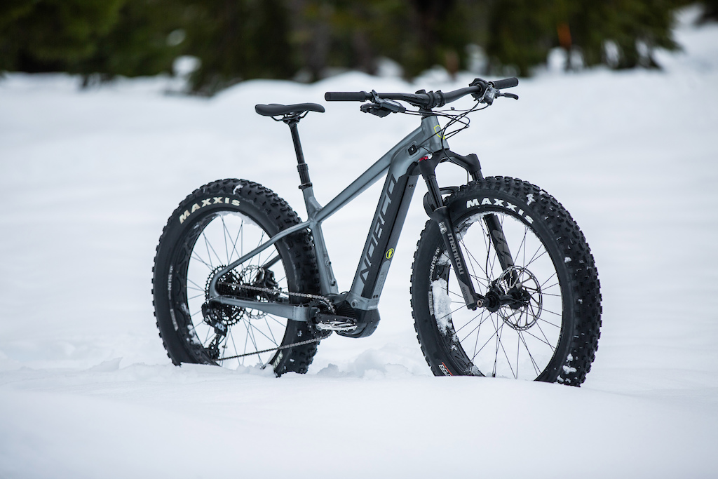 Electric Fat Bike >> Norco Bicycles Introduces Bigfoot Vlt Electric Fat Bike Pinkbike