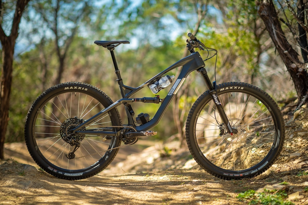 f9f7f67a067 Guerrilla Gravity's Less Expensive, US-Made Carbon Frame - Pinkbike