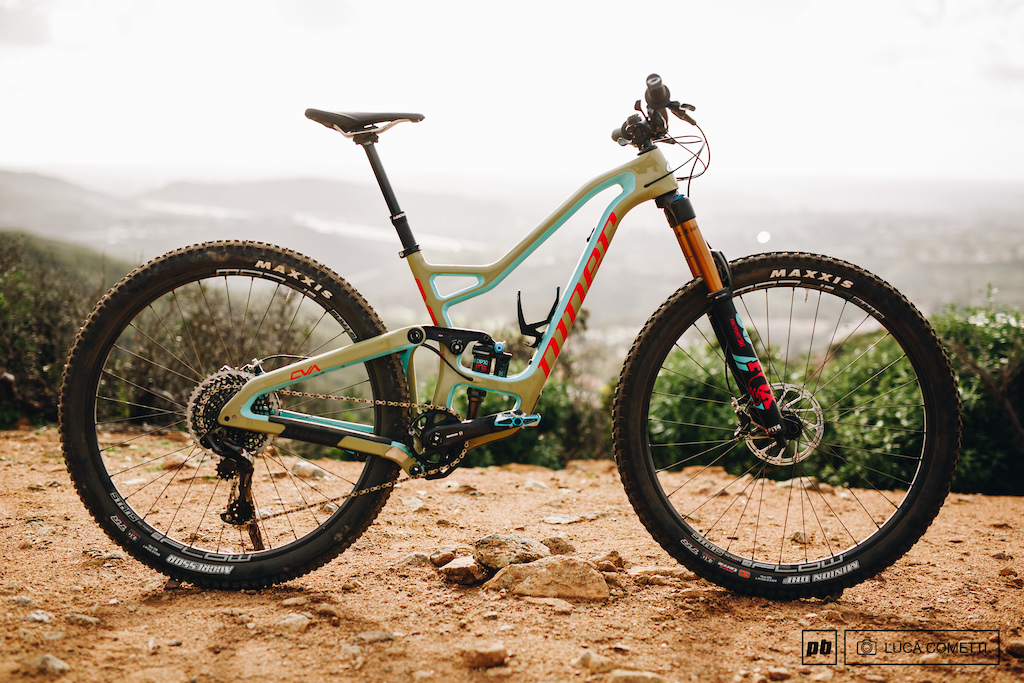 Niner bikes photo shoot