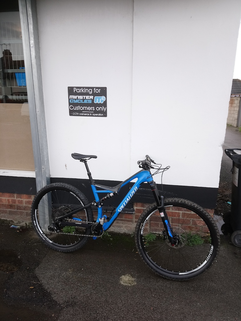 Day I picked up my new bike from Minster Cycles in Hull. Got to support your local bike shop. No better shop in East Yorkshire than Minster Cycles