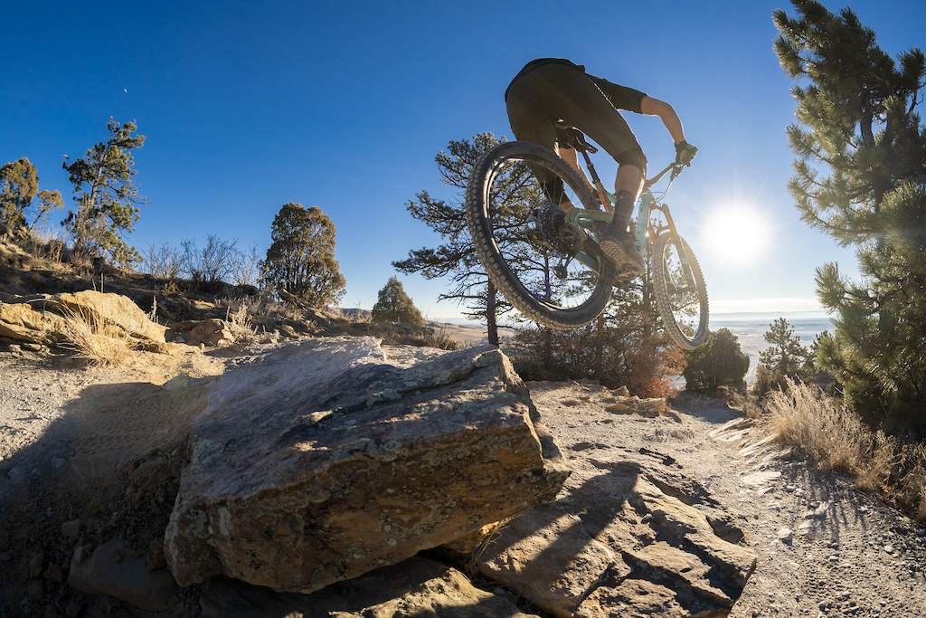 Lucas on the new RIP 9 RDO from Niner Bikes