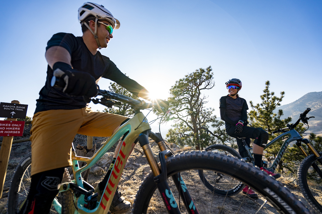 Lucas and Cait on the new RIP 9 RDO