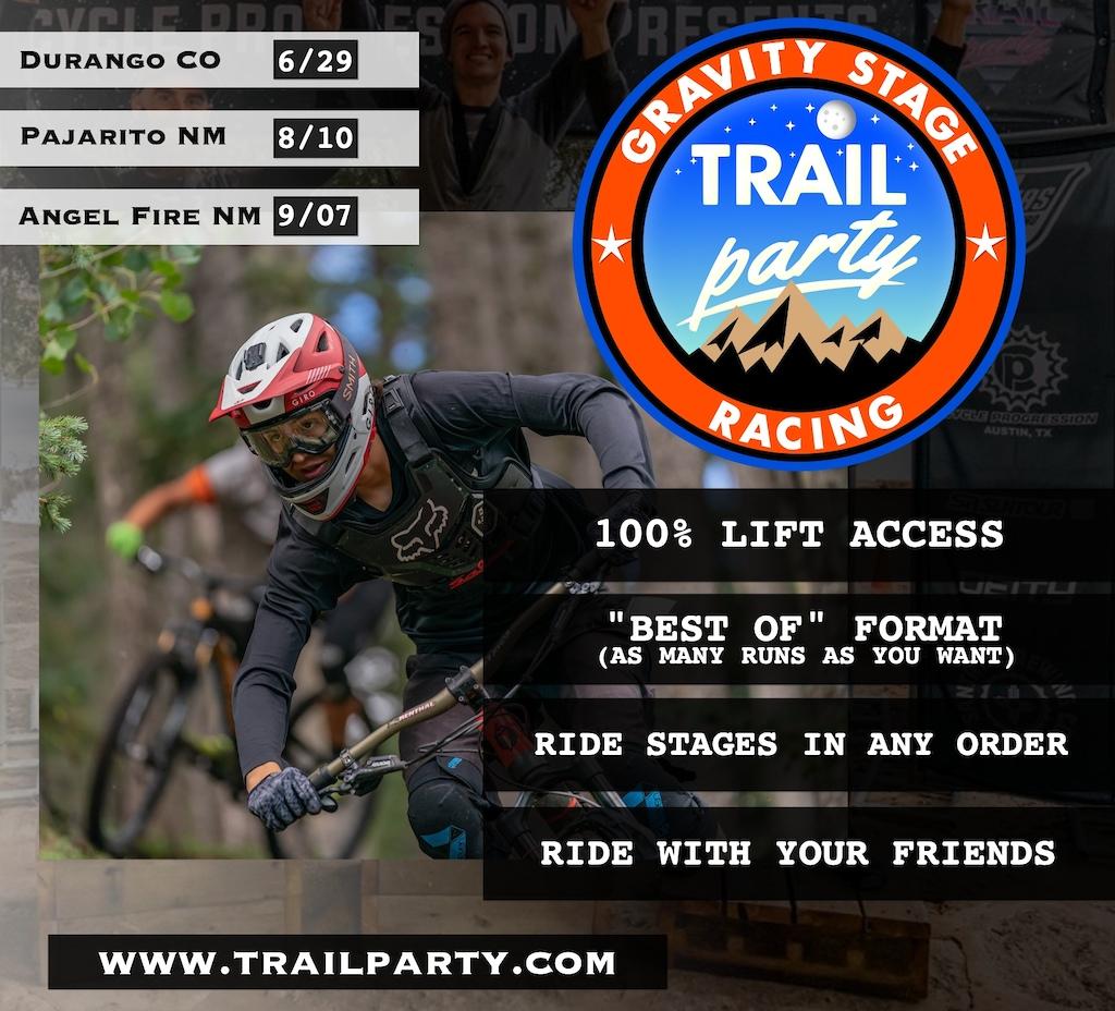 Trail Party GSR 2019