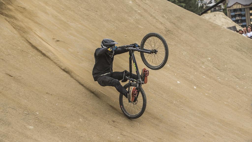 a rider