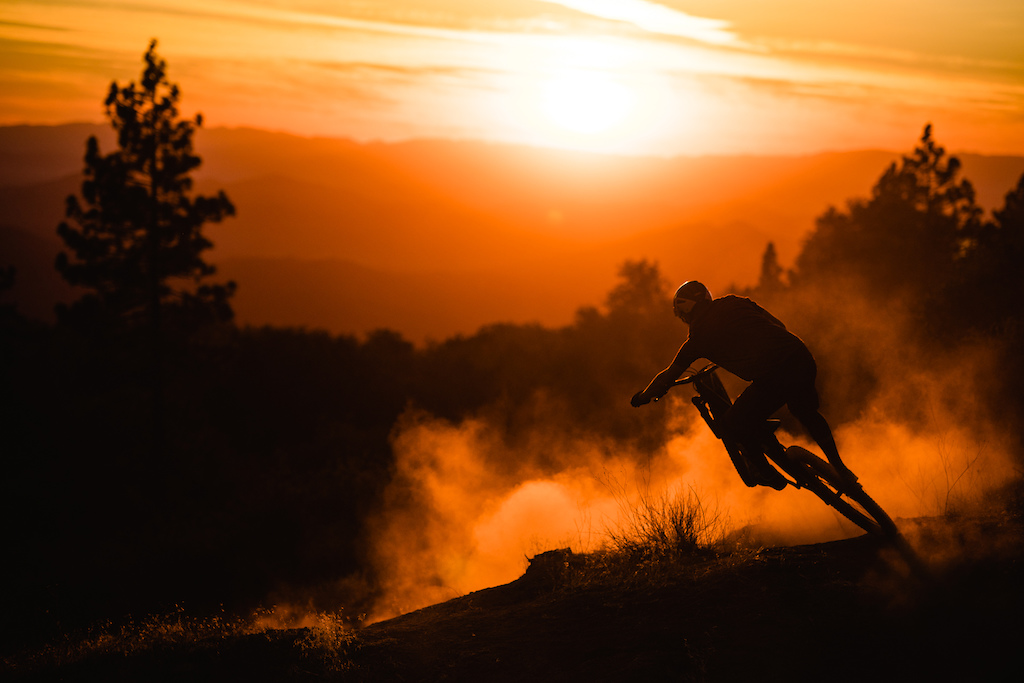 Shot by Satchel Cronk at sunset with Spencer Rathkamp