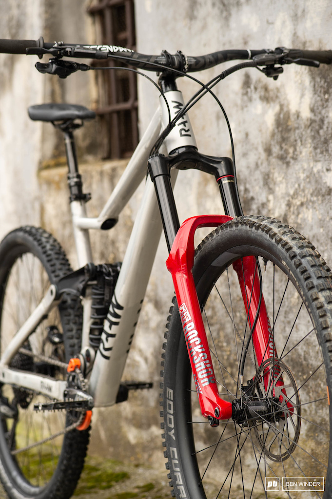 Raw Madonna Bike Test
