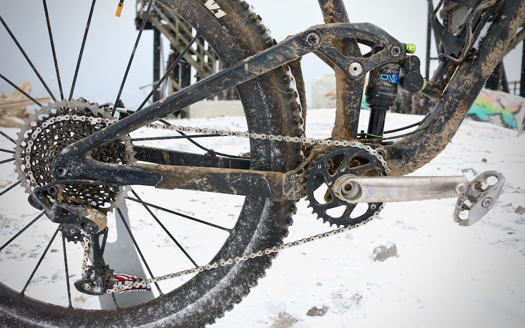 Giant Trance Advanced 29 Staff Rides - Mike Levy