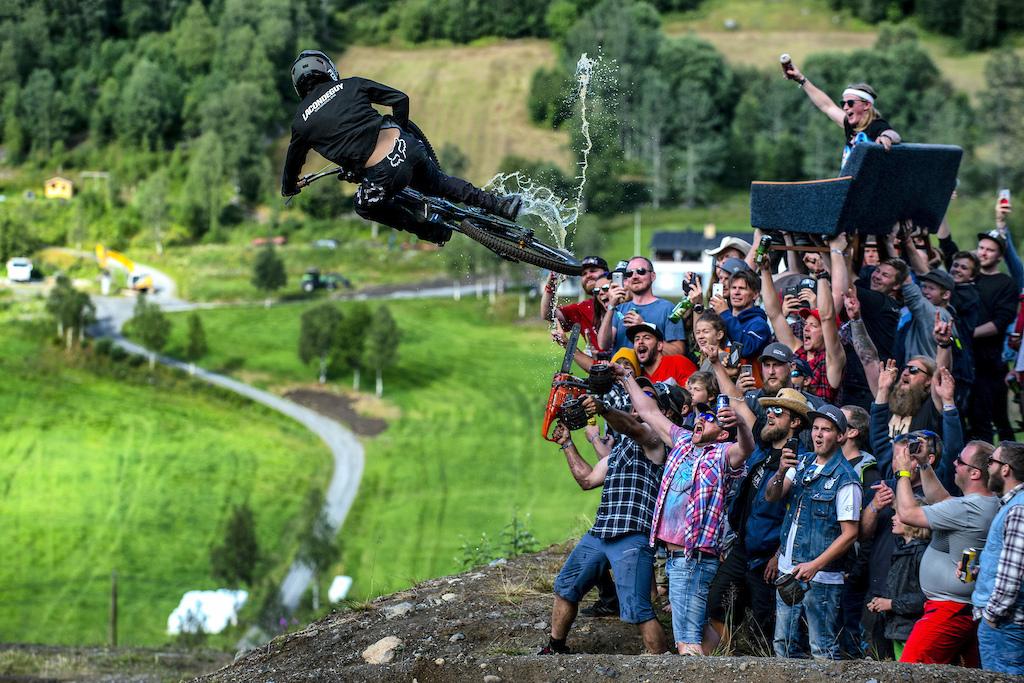 Lluis Lacondeguy HillBilly Huckfest l Norway. PIC Andy Lloyd www.andylloyd.photography