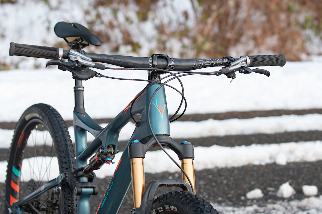 5384b6d9a78 Review: 2019 Whyte S-120C - A Long and Slack Short-Travel Trail Bike ...